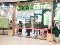 pembukaan outlet KALCare AEON Mall Sentul City