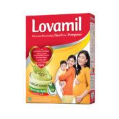 susu Lovamil untuk nutrisi ibu mulai dari kehamilan hingga menyusui