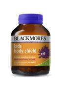 jaga kesehatan anak selama banjir dengan Blackmores Kids Body Shield