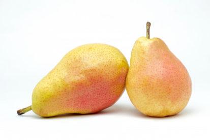 buah pir untuk MPASI pertama balita