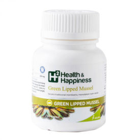 atasi nyeri sendi dengan H2 Green Lipped Mussel