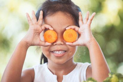 Wortel untuk Kesehatan Mata