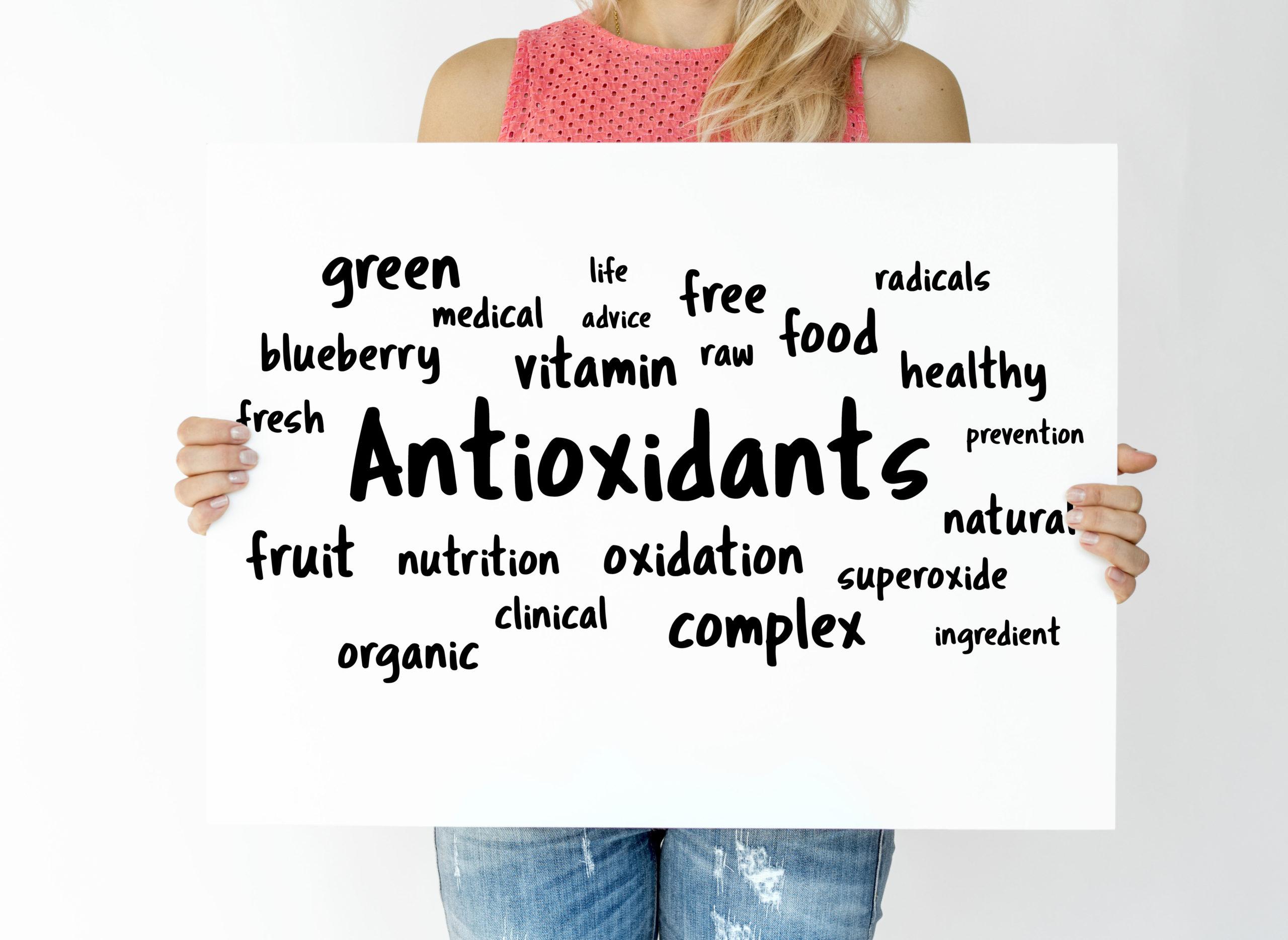 antioksidan kandungan penting di susu Entrasol