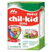 dukung nutrisi anak yang alergi susu sapi dengan Chil Kid Soya