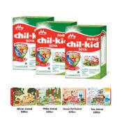paket susu Morinaga Chil Kid Soya berhadian mainan