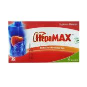 suplemen Hepamax untuk mencegah perlemakan hati non-alkoholik