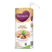 dapatkan manfaat kedelai dari Prenagen Mommy UHT Almond Barley Soya untuk ibu hamil