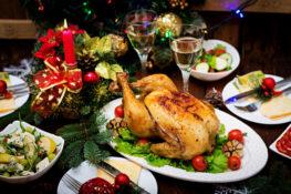 cara mencegah kolesterol selama hari natal