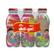 berikan Chil Go untuk mendukung anak pintar bermain sepeda