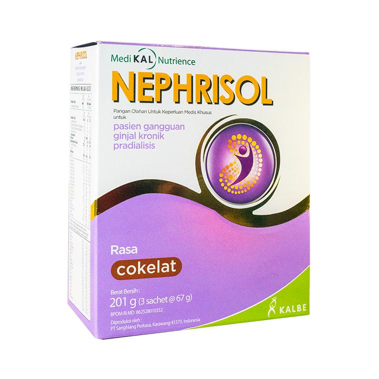 susu nephrisol untuk nutrisi penderita ginal