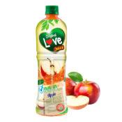 temani kegiatan berkebun dengan Love Juice