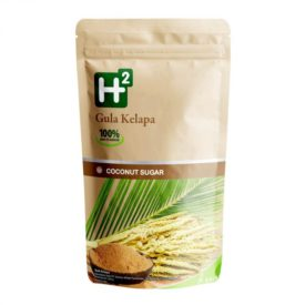 ganti gula Anda dengan H2 Coconut Sugar
