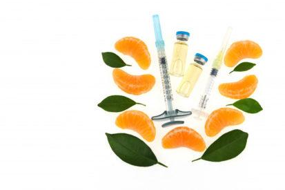 efek samping metode suntik putih