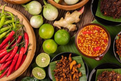 Hindari makanan pedas berempah dan bergas untuk penderita gangguan hati