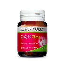 jaga kesehatan jantung dengan Blackmores CoQ 10 75 mg