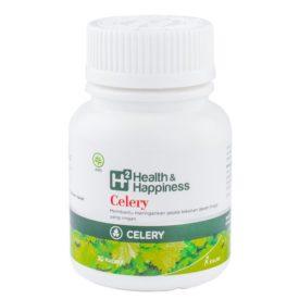 H2 Celery untuk bantu turunkan hipertensi ringan