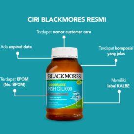 ketahui produk blackmores yang resmi dari KALBE