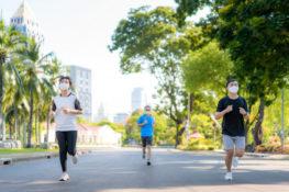 ini tips olahraga outdoor di tengah pandemi