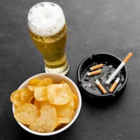 Jauhi Junk Food, Rokok, Minuman Keras, dan Obat Terlarang Saat P