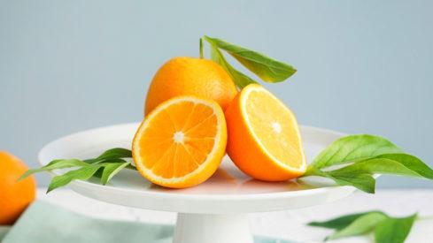 Jeruk mengandung kalsium untuk tulang