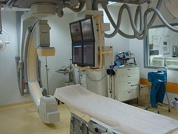 pengenbangan metode DSA Digital Subtraction Angiography menjadi metode penyembuhan stroke