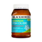jaga kesehatan jantung dan pembuluh darah dengan Blackmores Odourless Fish Oil