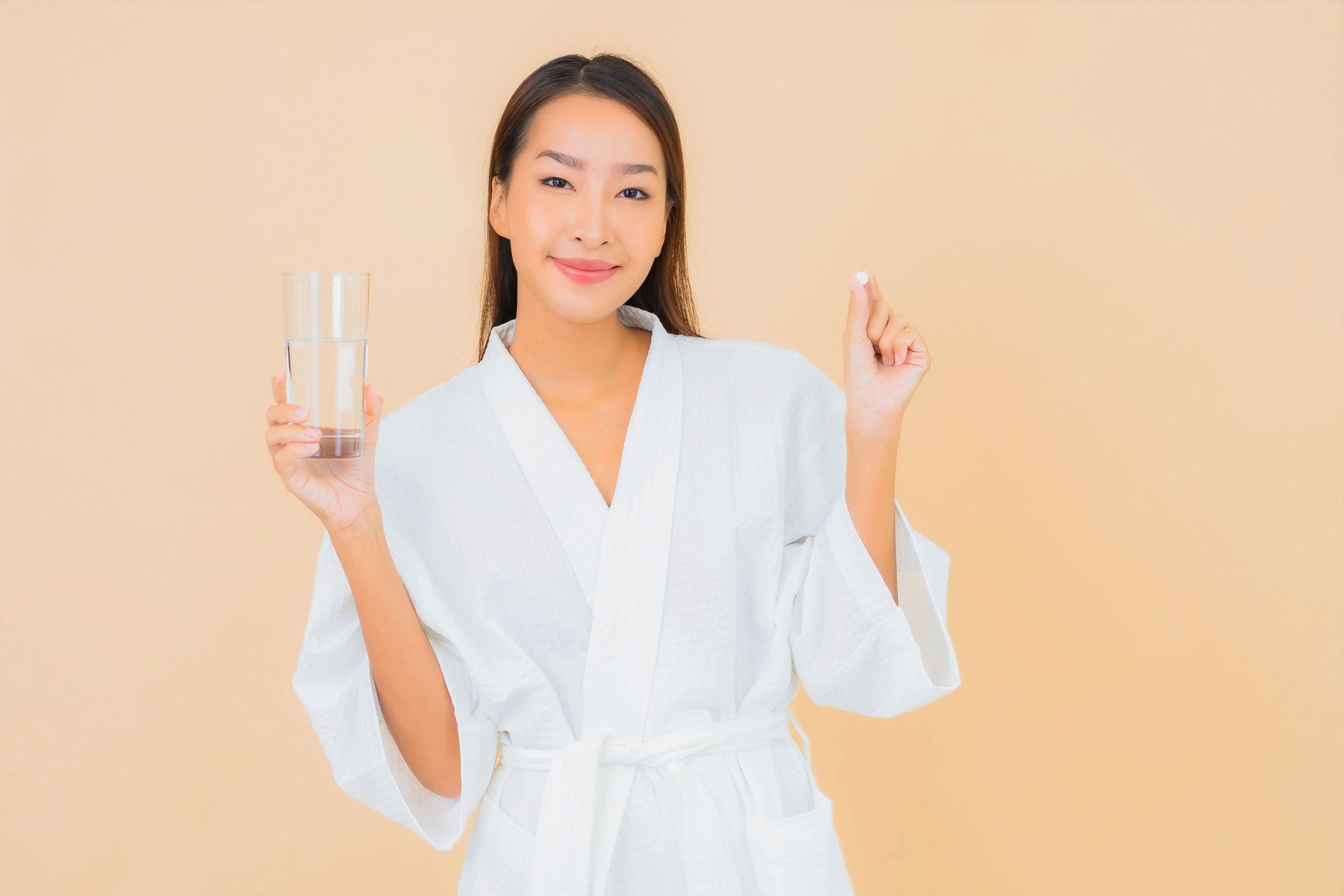keuntungan mengonsumsi suplemen di pagi hari