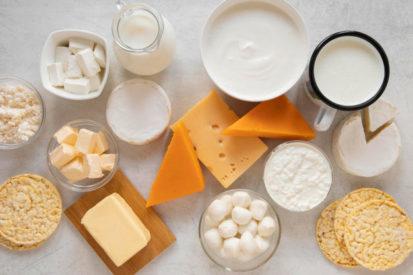 Makanan Produk Olahan Susu
