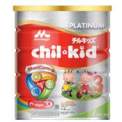 dukung pertumbuhan Si Kecil yang aktif dengan Morinaga Chil Kid Platinum