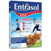 susu Entrasol Active mengandung ekstrak buah zaitun