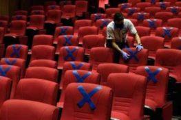 peraturan menonton di bioskop selama masa pandemi
