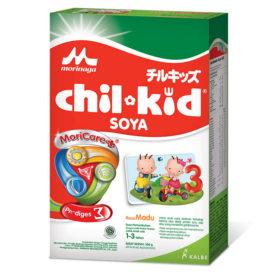Morinaga Chil Kid Soya