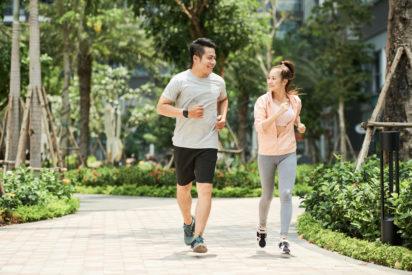 Olahraga Bersama Pasangan Meningkatkan Kesuburan