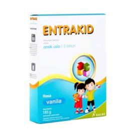 cegah anak agar tidak sering sakit dengan Entrakid