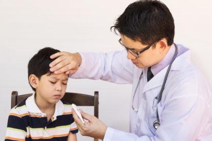 hati-hati jika anak Anda sering mengalami sakit
