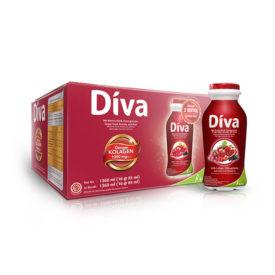 minuman kolagen DIva untuk membantu menjaga kesehatan kulit