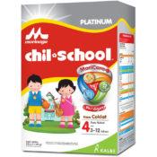 dukung tumbuh kembang putri Anda dengan Morinaga Chil School Platinum
