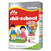 hadiah natal untuk anak adalah susu Morinaga