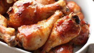 kreasi resep ayam panggang Bejo jahe Merah