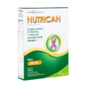 bantu jaga nutrisi pasien kanker dengan Nutrican