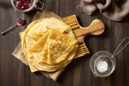 sejarah makanan crepes