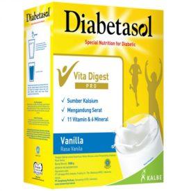 atasi diabetes dengan susu Diabetasol