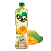 minuman buah asli Love Juice Mangga