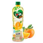 minuman buah jeruk asli Love Juice Jeruk