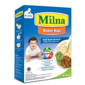 Milna MPASI bergizi untuk anak