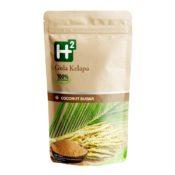 kreasi minuman hangat dan sehat dengan H2 Gula kelapa