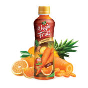 Healthy drink creation with the Vegie Fruit Premium Carrot Squeeze