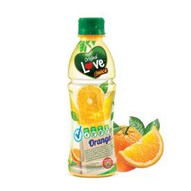 buat kreasi makanan dengan Original Love Juice Orange