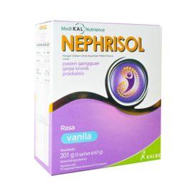 makanan khusus pasien ginjal Nephrisol