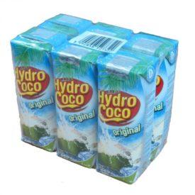 nikmati kesegaran air kelapa asli melalui Hydro Coco